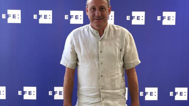 Fermín Cacho, presidente del nuevo club GO fit Athletics