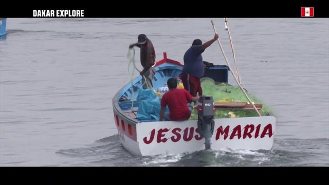 Puerto de Lomas: Ein Paradies für Fischer und Angler