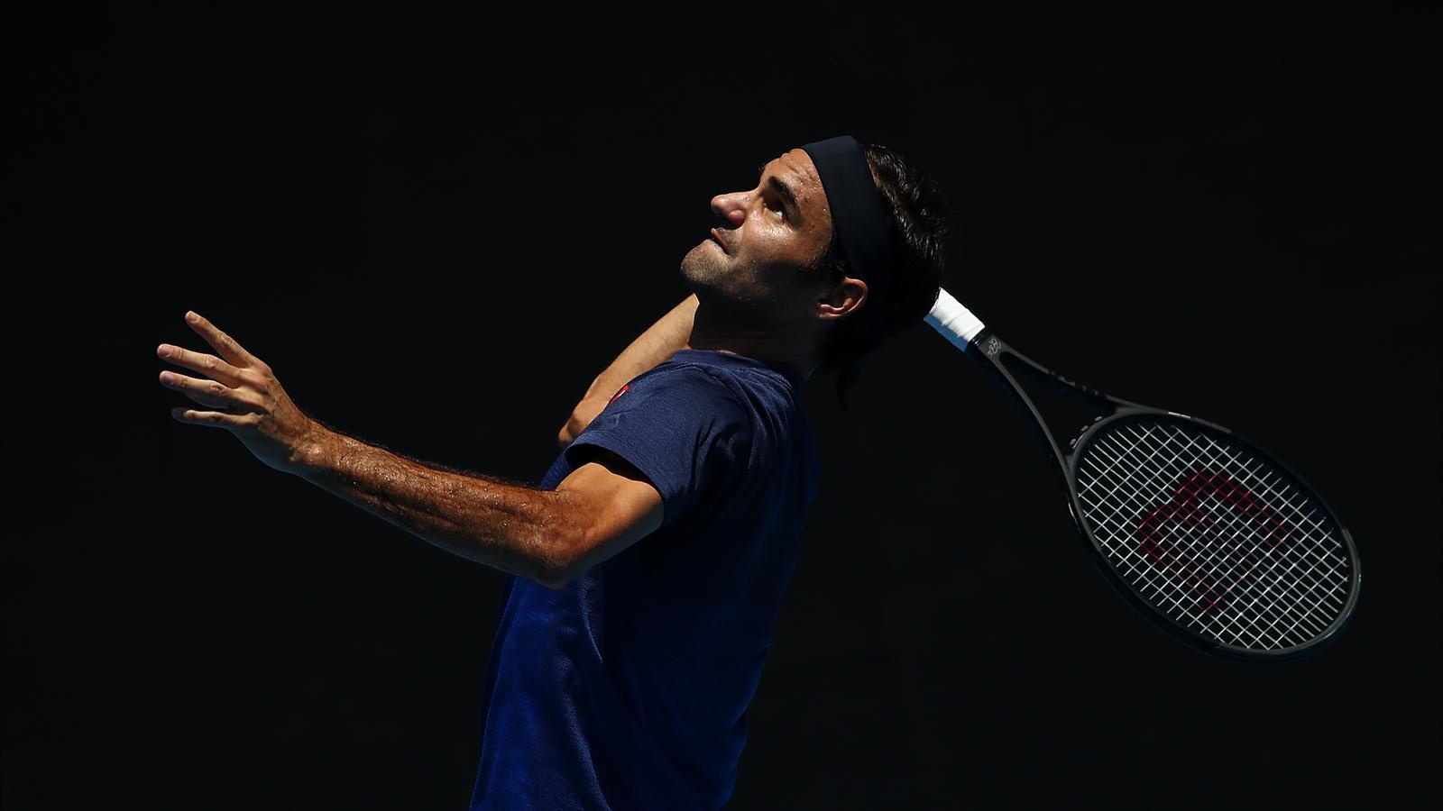 Roger Federer sul velluto di Melbourne: l'esordio è facile contro ...