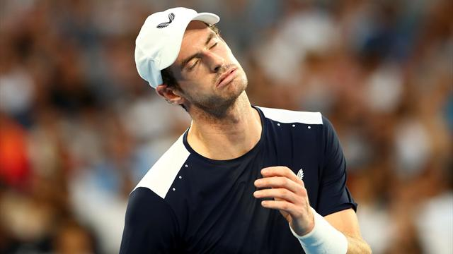 "Mit Video | ""Mein letztes Match in Melbourne"": Murray sagt goodbye"