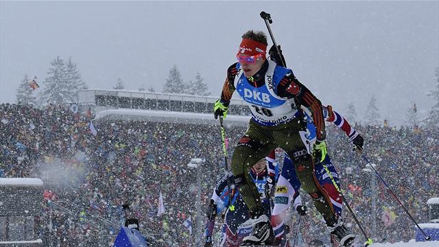 Trotz Schneechaos: Weltcup in Ruhpolding soll stattfinden