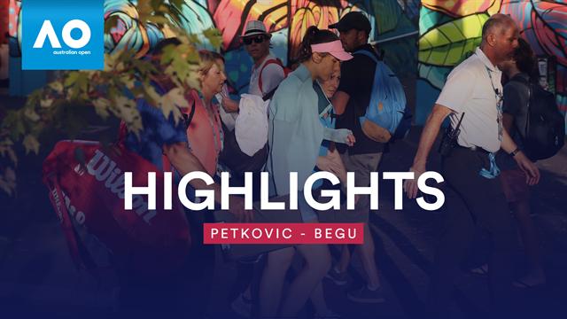 Highlights: Begu profitiert von Petkovic-Aufgabe