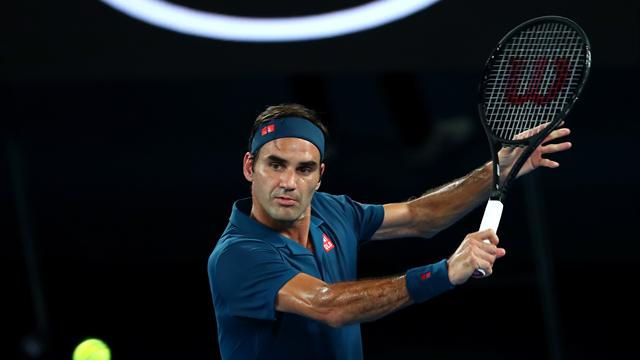 Mise en route optimale pour Federer
