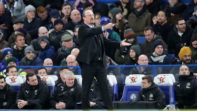 Benitez defends his decision to prioritise Premier League over FA Cup