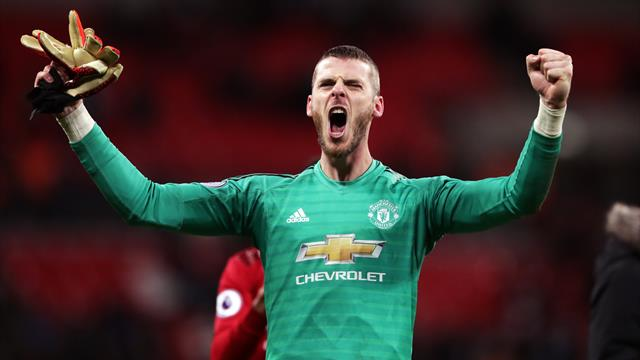 Just a normal day for 'excellent' De Gea – Lingard
