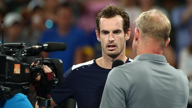 Rørt Murray: – Hvis dette var min siste kamp, var det en fantastisk måte å avslutte på