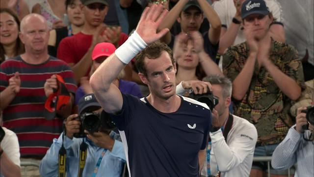 Open Australia 2019: Así se despidió Murray, la bola de partido de Carreño