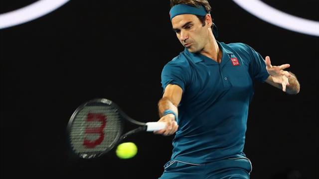 Federer y Cilic se estrenan con cómodas victorias