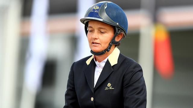 Longines FEI World Cup: ottimo piazzamento di Lucia Le Jeune Vizzini a Basilea