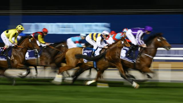 Azmaam gewinnt Magnificient Stretch Handicap