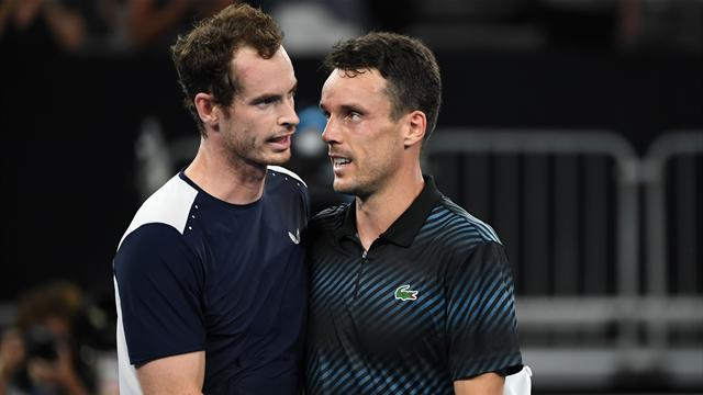Emotional Murray tells Eurosport - 'I never expected reaction on this scale'