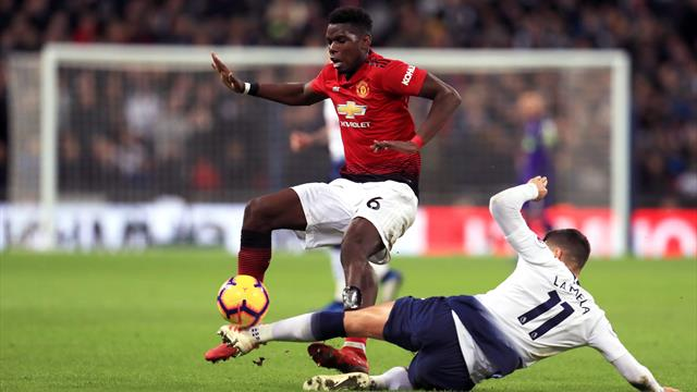 United's Pogba enjoying attacking role and freedom under Solskjaer
