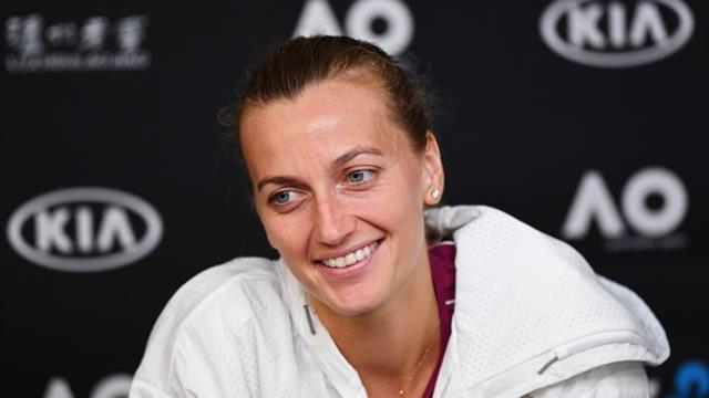Kvitova no acusa el cansancio de Sídney y barre a Rybarikova