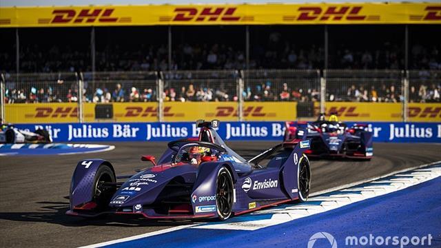 Frijns regrets not making last-lap attack in Marrakech