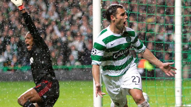 Celtic still favourites for title says Scott McDonald