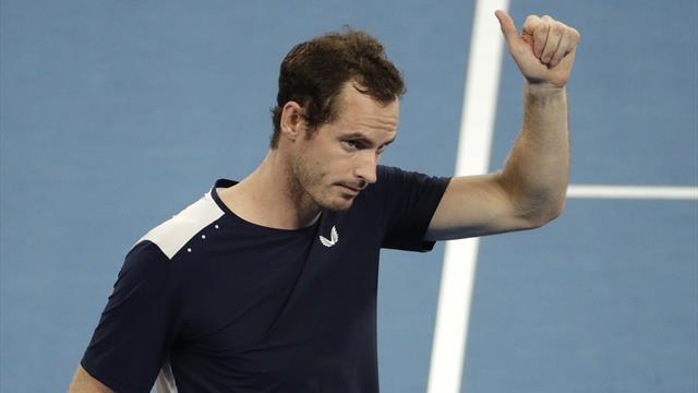 Murray ponders surgery after Australian Open exit
