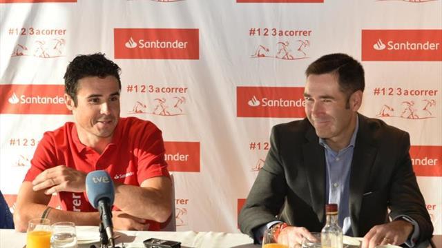 """Gómez Noya: """"En los Juegos de Tokio no firmo el bronce"""""""