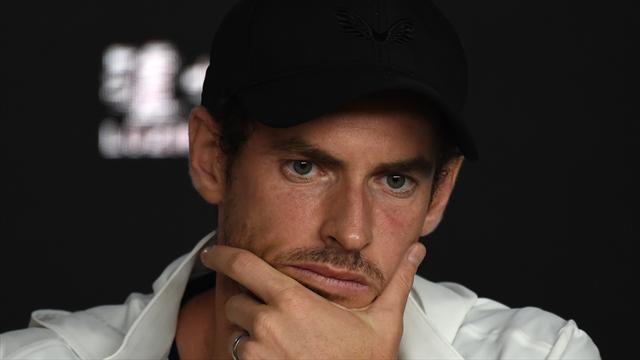 """Opération ou non ? Murray va """"décider la semaine prochaine"""""""