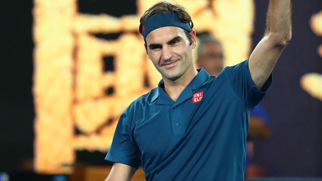 """""""Sagenhaft"""": Becker begeistert von Federers erstem Auftritt"""