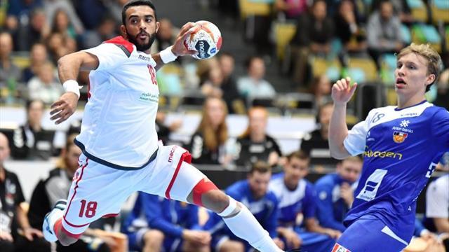 36-18. Islandia golea a una Baréin desquiciada