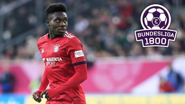 Bundesliga 1800 #73 | Das denken die Bayern-Stars über Neuzugang Davies