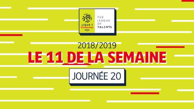 Le 11 de la semaine - Trois Rémois, dont Chavarria joueur du week-end, avec Mbappé et Pépé