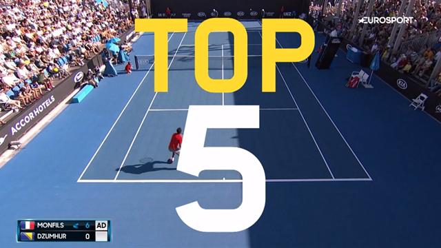 Шарапова, Надаль и другие красавцы в топе дня на Australian Open