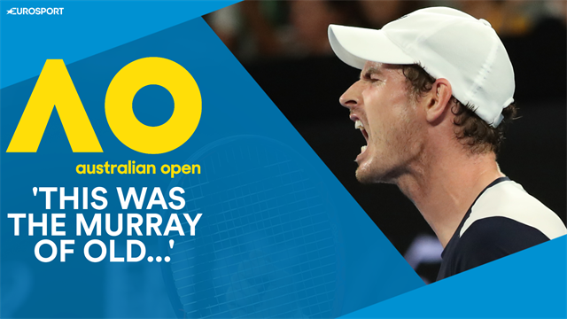 Australian Open - Heroic Murray reminds us what a loss he could be for tennis