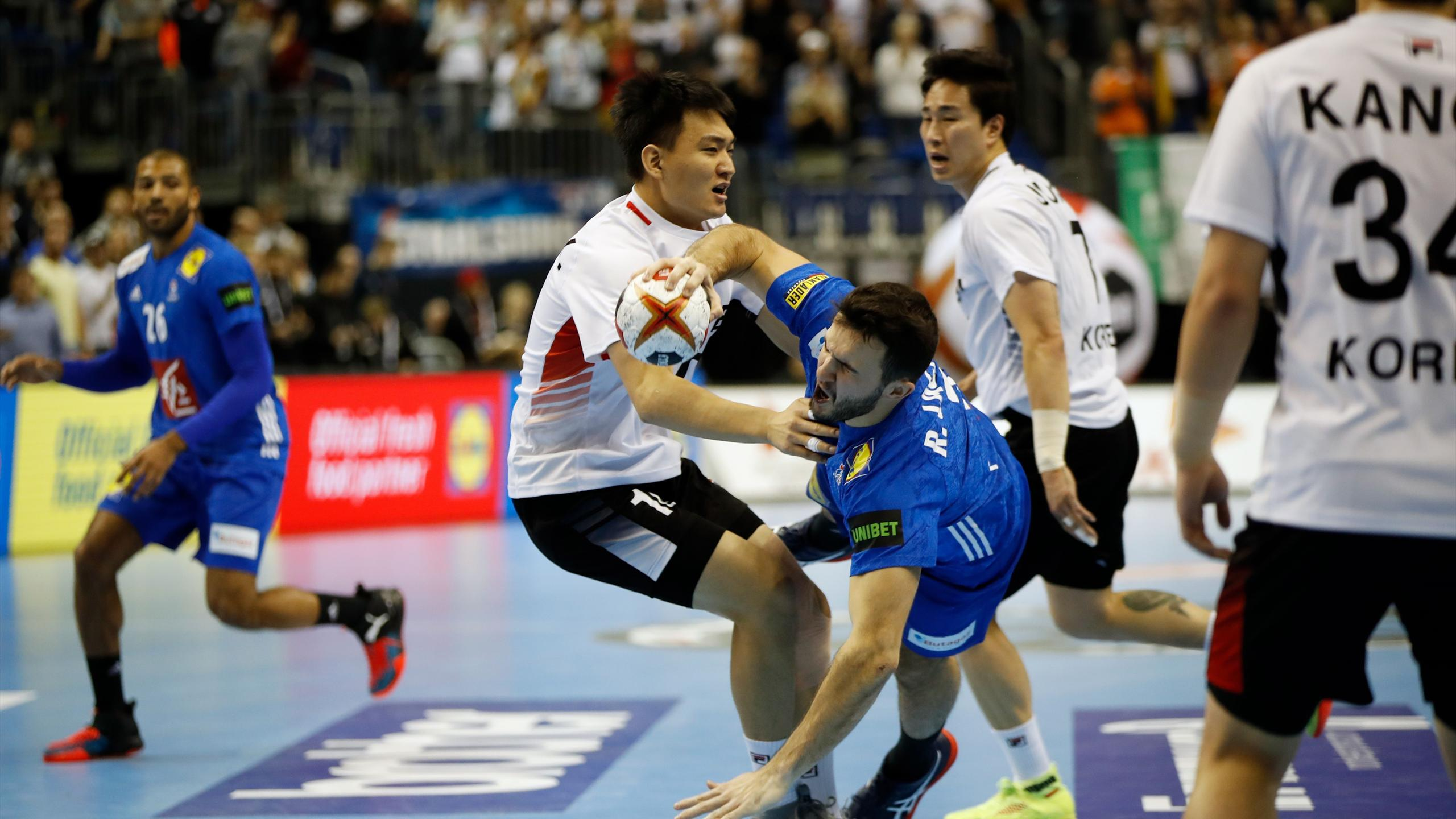 Handball Wm Frankreich