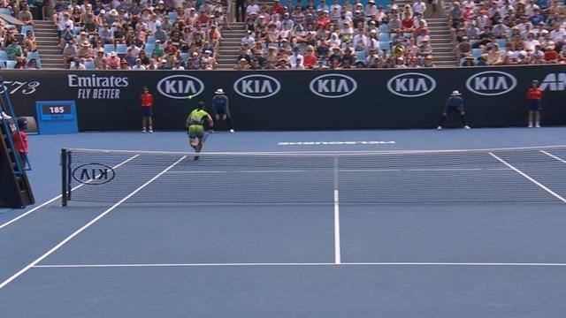 Australian Open, l'ascolano Stefano Travaglia fuori al secondo turno ⋆ TM notizie