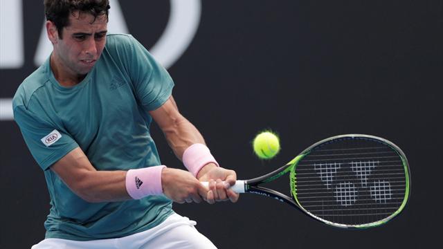 ATP Buenos Aires: Munar y Carballés Baena avanzan con paso firme