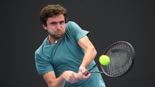 Open d'Australie : Gilles Simon solide face à Bjorn Fratangelo