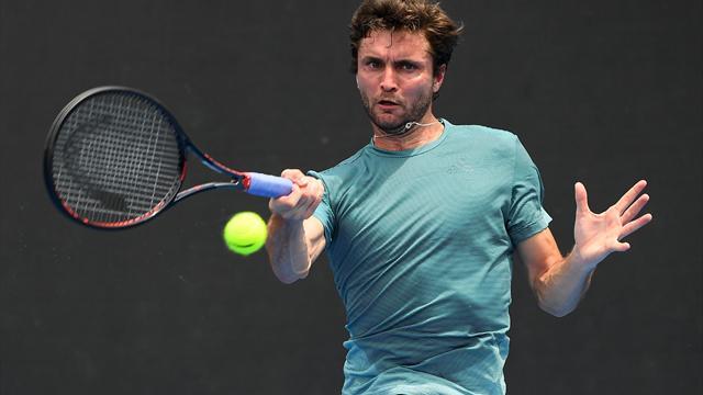 Simon laisse s'envoler quatre balles de match — Open d'Australie