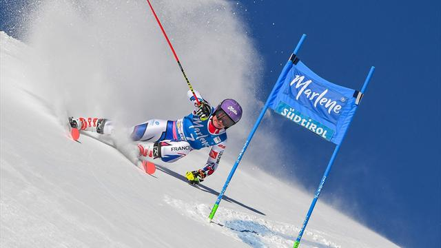 """Worley : """"Quand je suis engagée cela paie souvent, j'ai confiance en mon ski"""""""