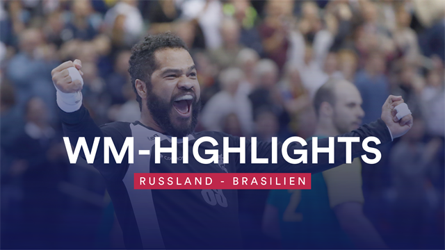WM-Highlights: Brasilien hält Russland in Schach