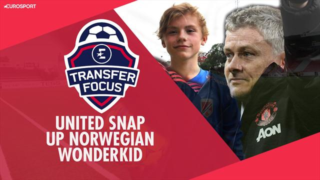 Transfer Focus: Solskjaer helps United beat Liverpool clubs in race for wonderkid