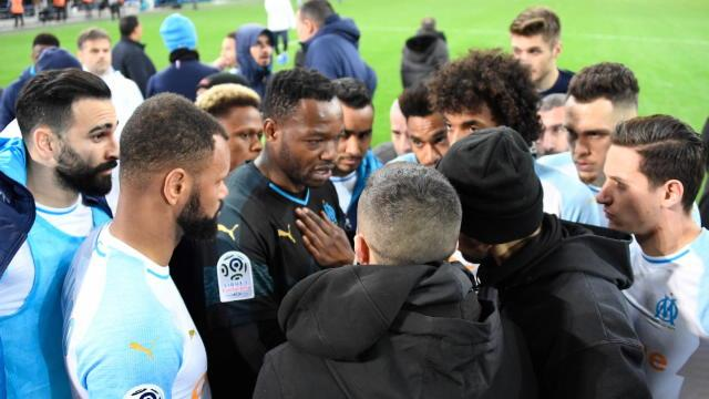 "Marseille - Garcia : ""Toujours d'accord pour discuter avec nos supporters"""