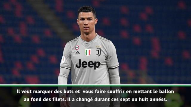 """Milan - Gattuso : """"L'âge n'a pas d'impact sur Ronaldo"""""""