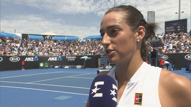 Open d'Australie: Sharapova stoppe la tenante du titre Wozniacki