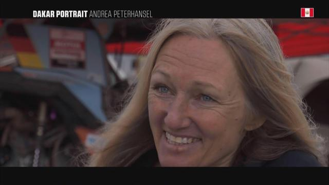Dakar Rally Portrait: Andrea Peterhansel - 'The race changed my life'