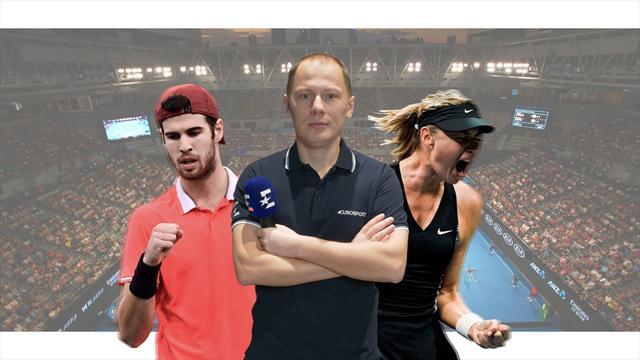 «Что удивило? Заявление Маррея об уходе». Спецподкаст Eurosport об итогах первого круга
