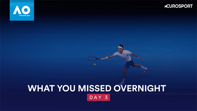 What You Missed Overnight : Tremendous Tiafoe, sublime Stephens and brisk Berdych