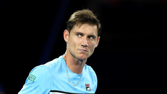 De ser el número 39 del mundo... ¡a cometer cuatro dobles faltas consecutivas!