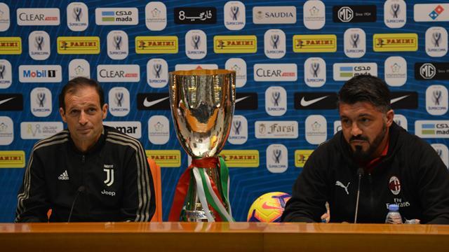 La Supercoppa italiana più attesa di sempre? Dalle polemiche di Gedda al futuro di Higuain