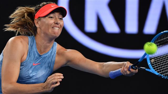 Order of Play, Day 5 - Sharapova and Wozniacki clash, Federer, Nadal in action