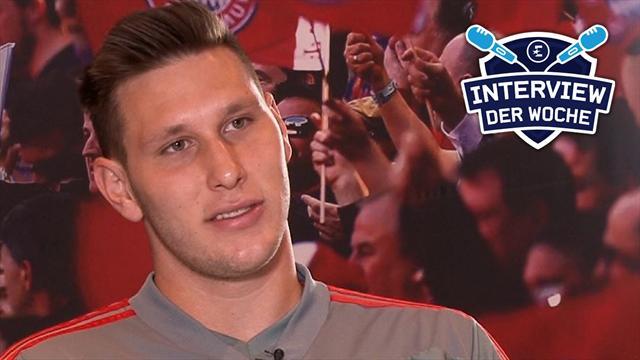 """Süle im Interview der Woche: """"Wir sind die beste Mannschaft der Liga"""""""