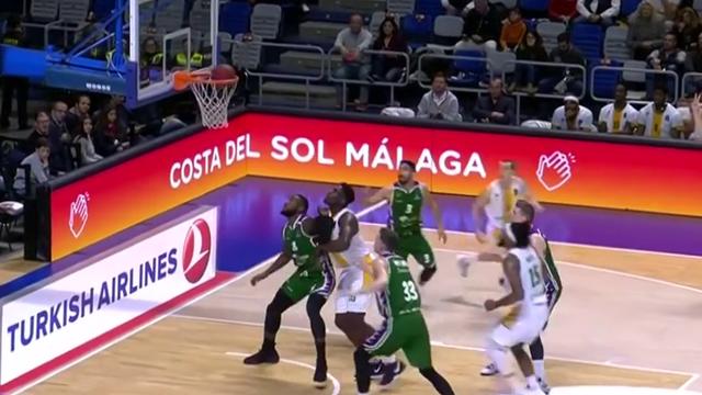 Highlights: Unicaja Malaga-Limoges CSP 79-72