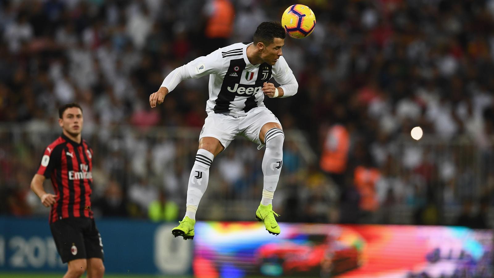 Juventus-Milan, la Supercoppa italiana in Diretta tv e Live-Streaming - Supercoppa 2018-2019 ...