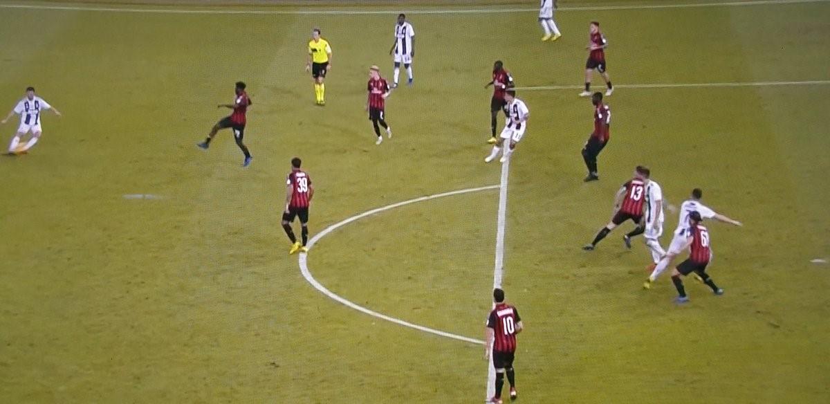 LIVE! La moviola di Juventus-Milan: regolare il gol di Ronaldo