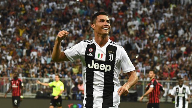 Le pagelle di Juventus-Milan 1-0: Ronaldo killer, Rodriguez e Kessié da incubo